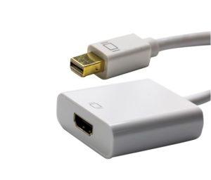 DYNAMIX Mini DisplayPort to HDMI    Passive Cable Convertor  200mm Max Res 4K@60Hz (3840x2160)