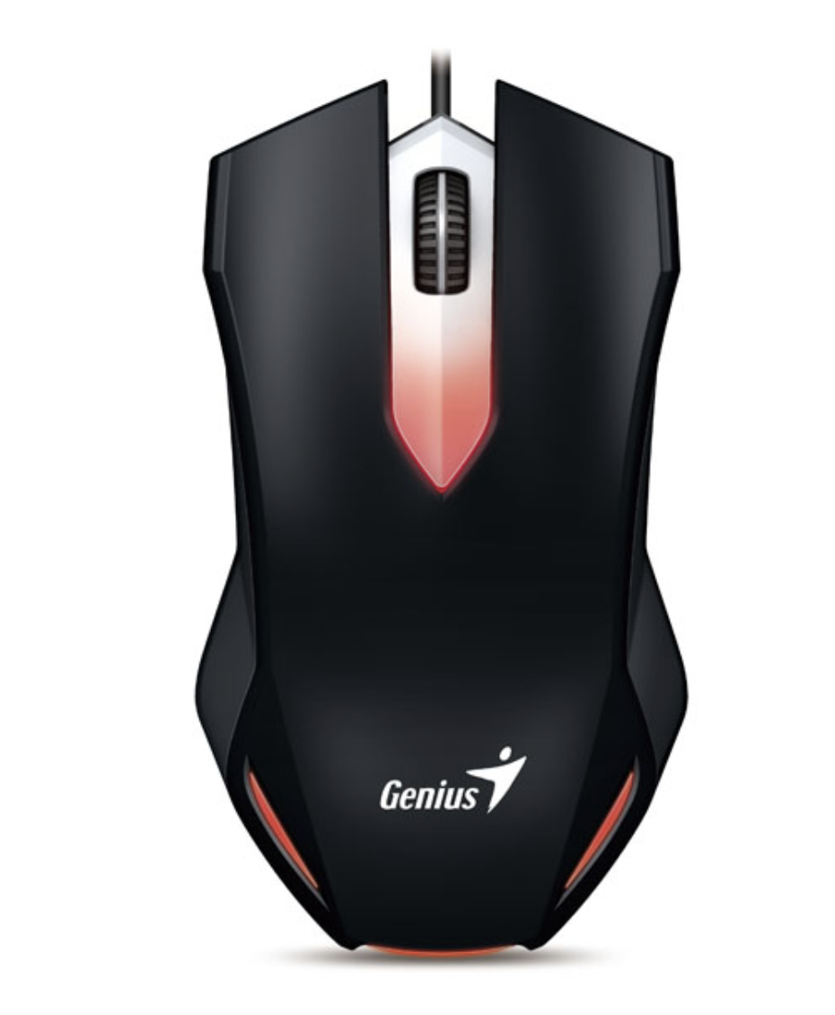 Genius X G200 Optical Wired Gaming Mouse Avn Solutions Input Usb