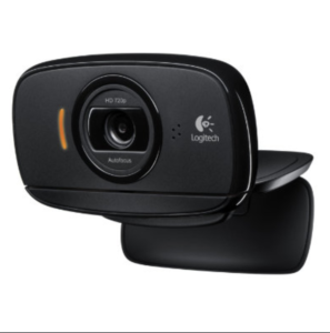 Logitech C525 HD 720p Webcam w/RightLight 2