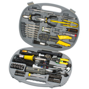 SPROTEK 145 Piece Computer Tool     Kit. Includes Tamper screw bits.