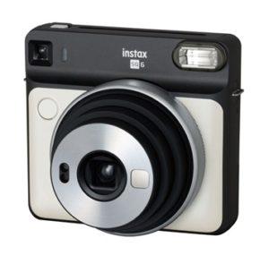 Fujifilm Instax Square SQ6 Camera - Pearl White